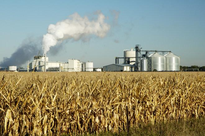 Lemezes hőcserélő tisztítása ethanol üzemben