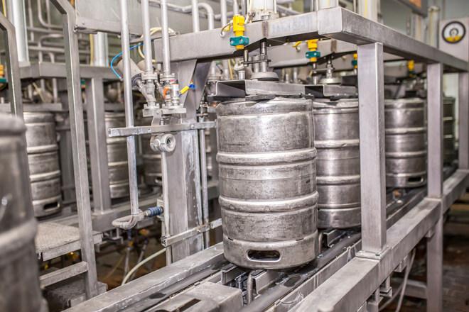 Lemezes hőcserélő tisztítása söripari cégnél