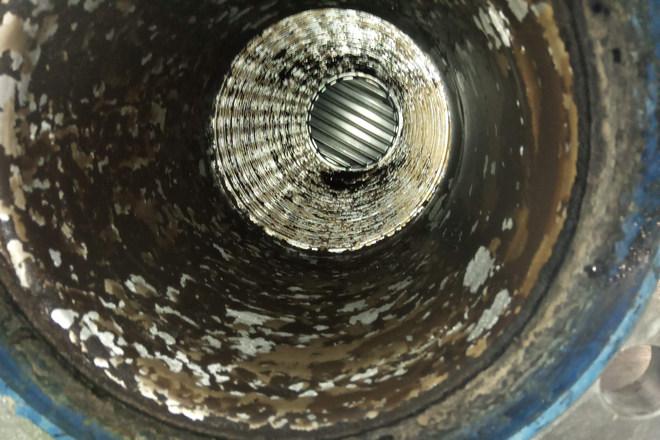 Lemezes hőcserélő tisztítása, söripari cég