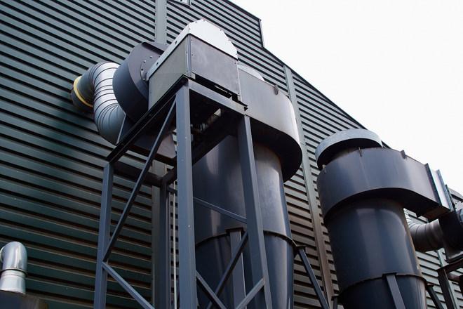 Légtechnikai rendszerek tisztítása - gyógyszeripar