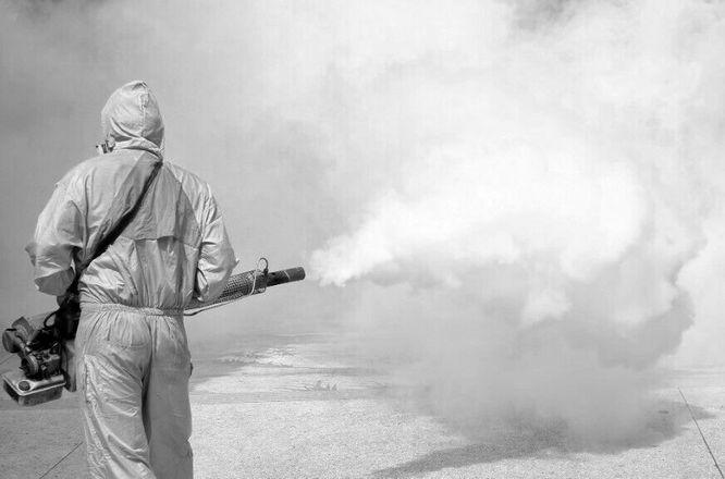 Ipari fertőtlenítés: üzemekben, raktárakban
