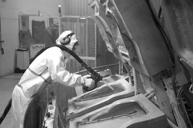 Speciális ipari tisztítási munkák