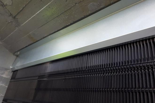 Nedves hűtőtorony töltet csere