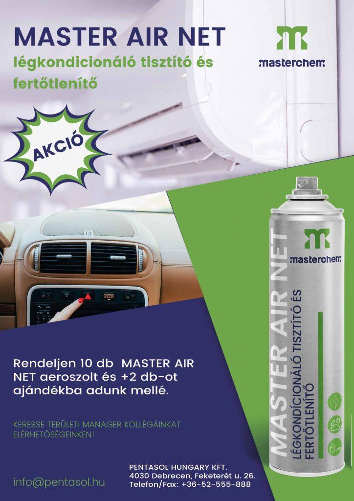Ipari karbantartás: légkondi tisztító spray